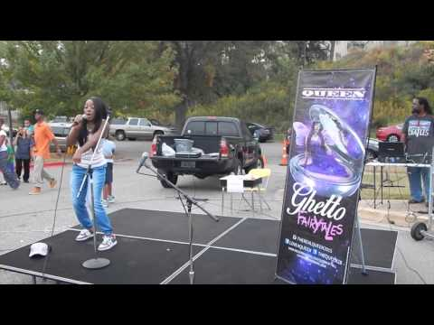 QueeN PERFORMING LIVE AT GLEN IRIS ELEMENTARY SCHOOL BHAM,AL