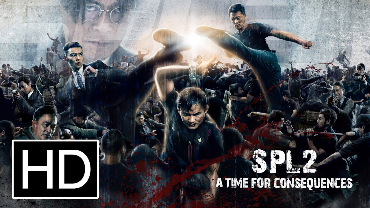 SPL 2: A Time for Consequences (2015) HD