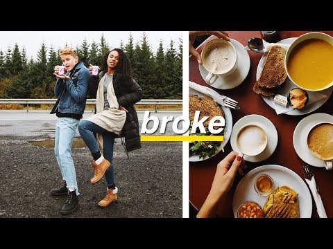 ALL THE TIMES WE WENT BROKE IN ICELAND 🇮🇸
