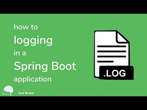 How to do logging in Spring Boot - Brain Bytes thumbnail