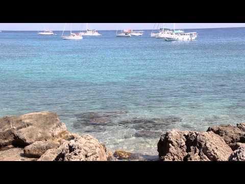 Rhodes Island Greece, old town, short showreel.