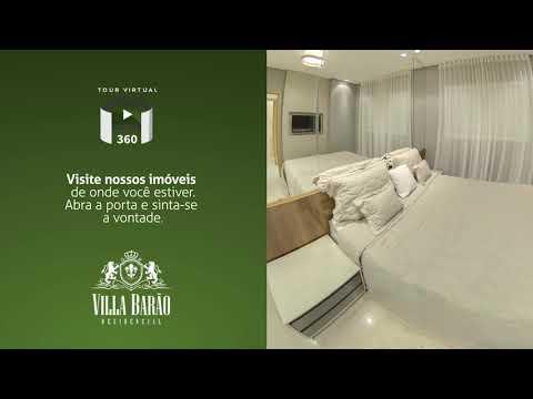 Apaixone-se a primeira vista! Conheça o Tour Virtual do Residencial Villa Barão.