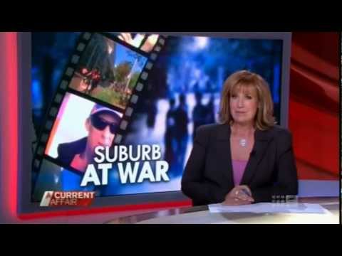 Shanks Rajendran on Australian TV (Current Affair, Melbourne)