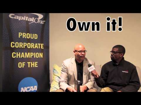 My Interview with Clark Kellogg! Get his Take on the Final Four®!