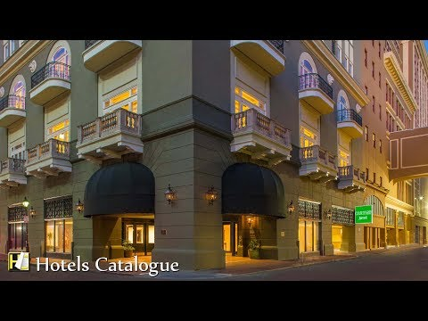 Courtyard New Orleans French Quarter - Iberville - Hotel Overview by Marriott Hotel