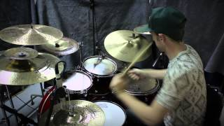 We Have Overcome & Overcomerture - Daniel Bernard- Drum Cover