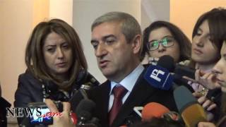 Վահան Մարտիրոսյանը՝ տրանսպորտային խոշոր նախագծերի խնդիրների մասին