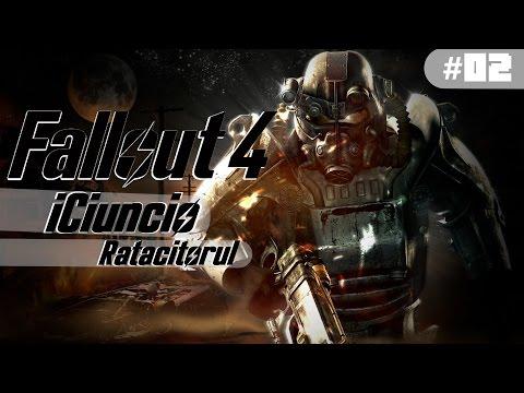 Fallout 4 | Ratacitorul iCiuncio | Ep.2 - Ajutam orasul Concord!
