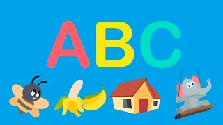 ABC - Alfabeto completo - Video educativo infantil
