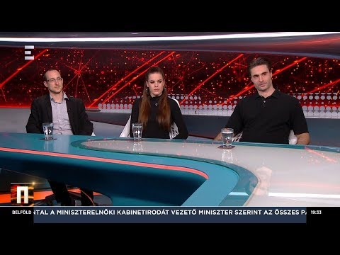Apáti Bence, Ambrus Petra, Szilvay Gergely - ECHO TV