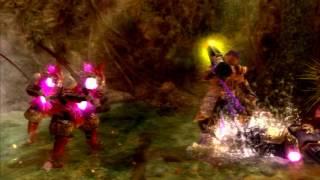 Genji: Days of the Blade Demo speedrun (3:52)