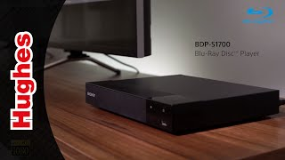 Sony BDP-S1700 Full HD Blu-ray Disc Player