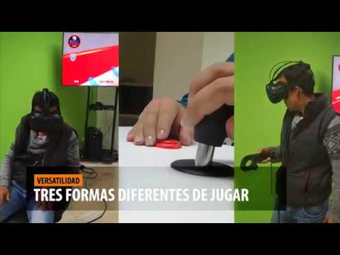 Pacman Realidad Virtual - Arcade VR Game