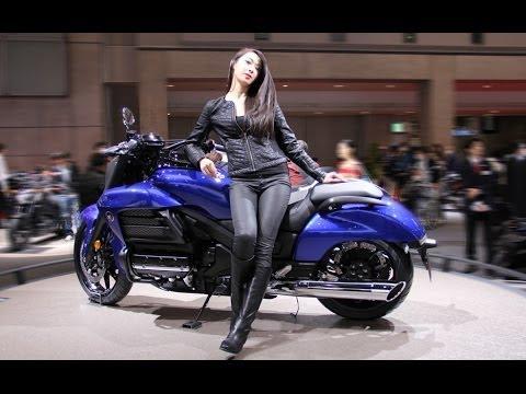 2014 Honda Valkyrie >> 2014 HONDA F6C ワルキューレ - YouTube