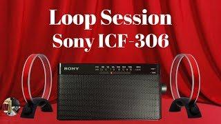 In the Loop Sony ICF-306 AM FM Portable Radio