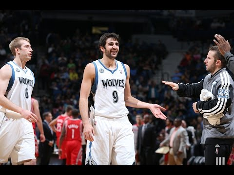 Ricky Rubio Top 10 Plays of the 2013-2014 Season
