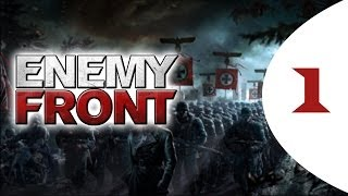 Enemy Front Gameplay Walkthrough Part 1 - First Victory (Xbox 360)