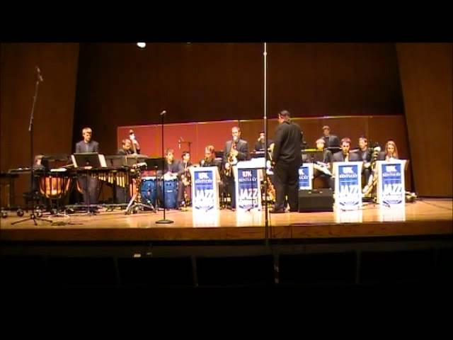 UK Jazz Ensemble Hunting Wabbits I