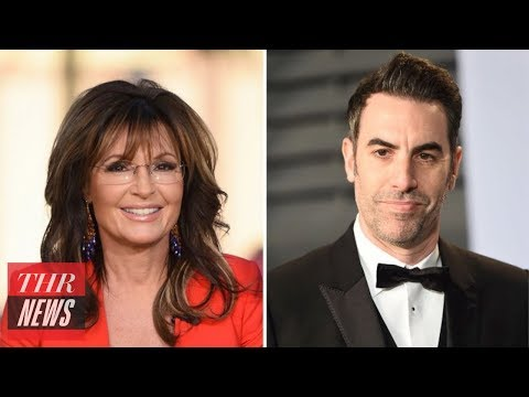 'Who Is America?': Sacha Baron Cohen Called Out By Sarah Palin For Trick Interview | THR News