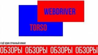 ОБЗОРЫ (Выпуск 33) КАНАЛ ПОЛЬЗОВАТЕЛЯ WEBDRIVER TORSO