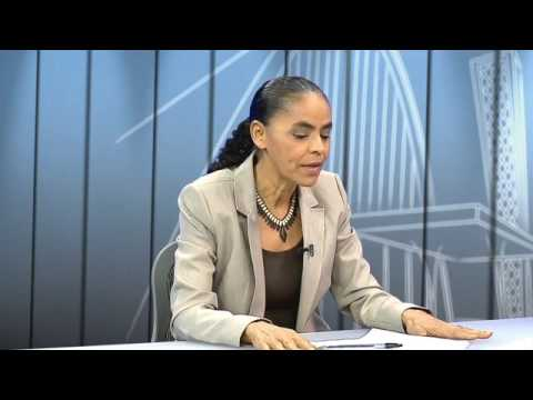 MARINA SILVA - É NOTÍCIA - REDETV