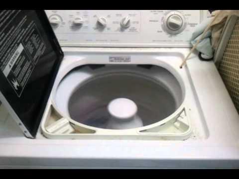 Kenmore 90 Series Washing Machine Will Not Drain Close