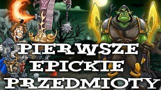 ZABÓJCA I PIERWSZE EPICKIE PRZEDMIOTY! - SHAKES AND FIDGET #23