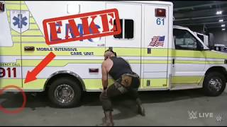 WWE is Fake 100% PROOF!!!! XPhysixZ 