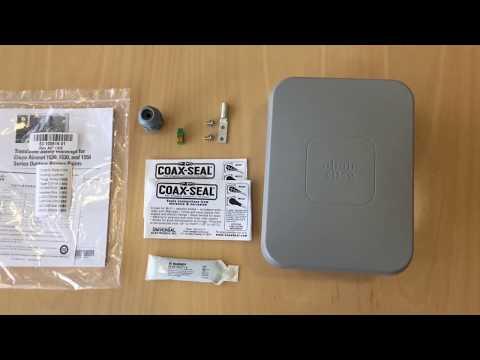 Unboxing Cisco AP1562i - YouTube