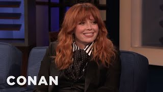 Natasha Lyonne Is Constantly Thinking About Death - CONAN on TBS