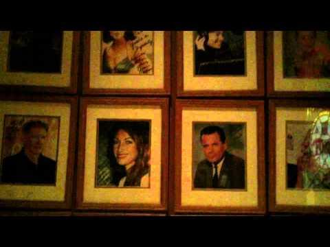 Coltrane Davis Visiting III Forks Steakhouse in North Dallas ⓒ Coltrane Davis