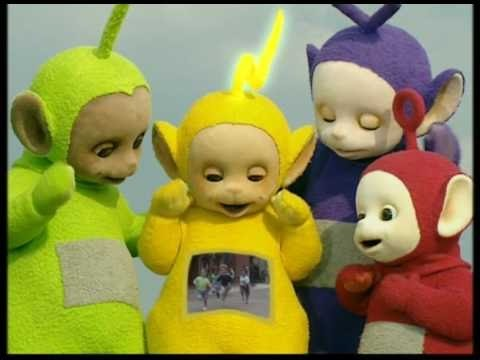 Teletubbies - Jumping (S01E22)