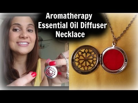 aromatherapy-essential-oil-diffuser-necklace-|-review-&-how-to-use