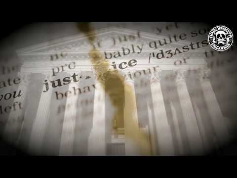 DEE CALHOUN - No Justice (Lyric Video)