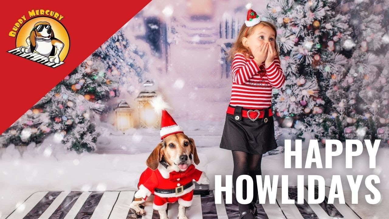 Buddy Mercury's 2020 Howliday Special! (Feat. Lil Sis)