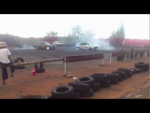 Spinners from Upington