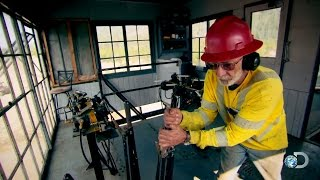 Learning to Drive a Gold Dredge | Gold Rush