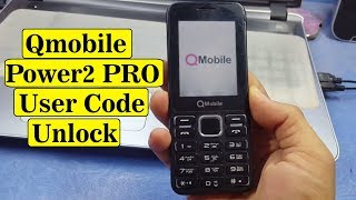 How To Read Qmobile Power 2 Security Code