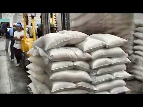 RFID Sugar Inventory Management / RFID para control de inventario de azúcar