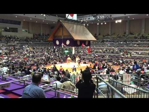 Grand Champion Sumo - Nihon Sumo Kyokai - Fukuoka Chikkohommachi - Fukuoka Kokusai Center