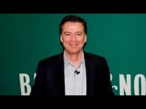 James Comey is a scam and fraud: Goodwin