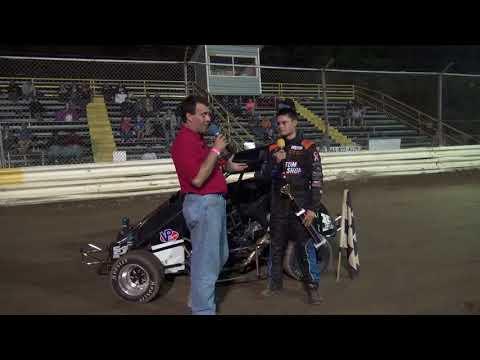 Limerock Speedway 600 Interview  9-16-17