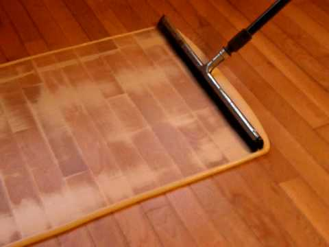 Final Touch Wood Filler - Floor Squeegee - Final Touch Wood Filler - Floor Squeegee - YouTube