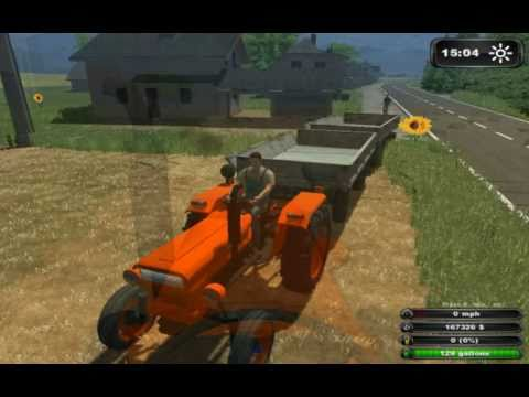 Thumbnail: Farming Simulator 2011-Back to Roots 3th,România