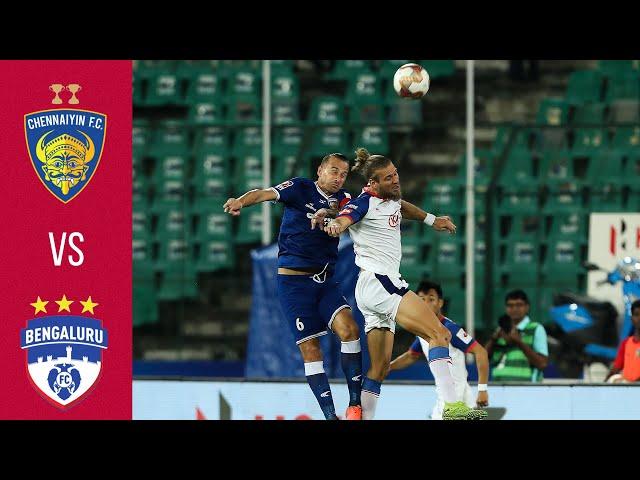 ISL 2019-20 Highlights M78: Chennaiyin FC Vs Bengaluru FC | Hindi