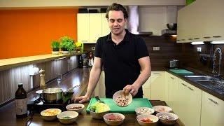 Ľubošova kuchyňa #6: Rýchle jedlá jednoducho