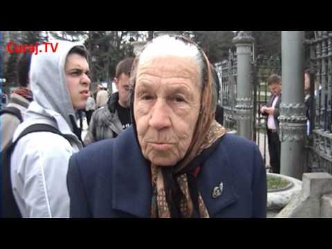 Curaj.TV - Bătrânii despre comunismul de ieri și azi