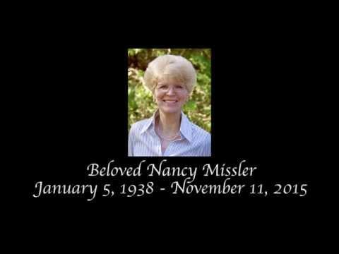 Nancy Missler's Obituary.