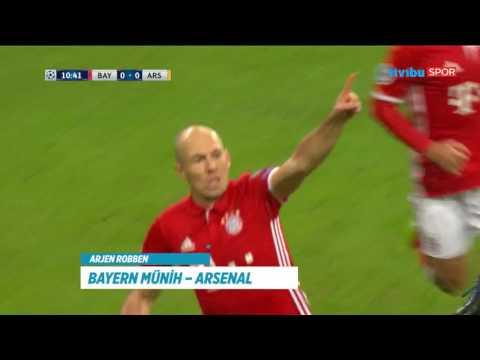 Şampiyonlar Ligi'nde Atılmış En İyi 20 Gol | 2016/2017