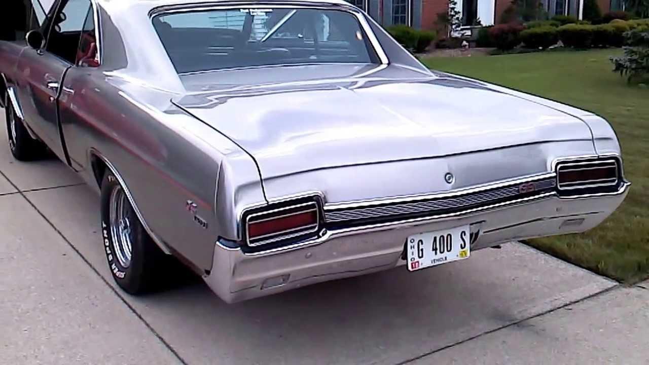 1967 Buick Gs 400 Walkaround Youtube